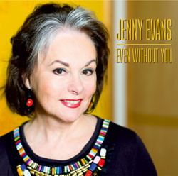 Even Without You - CD Cover